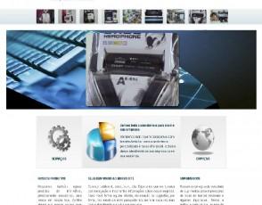 Site Proinfo Informática